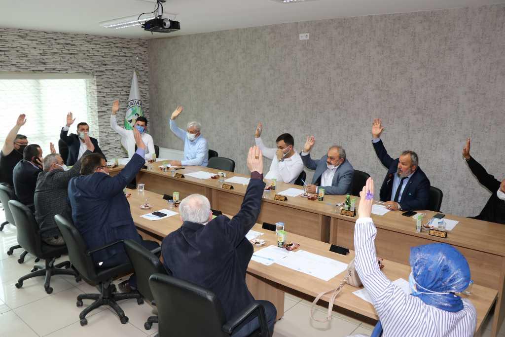 Kavak Belediye Meclisinden tarihi karar