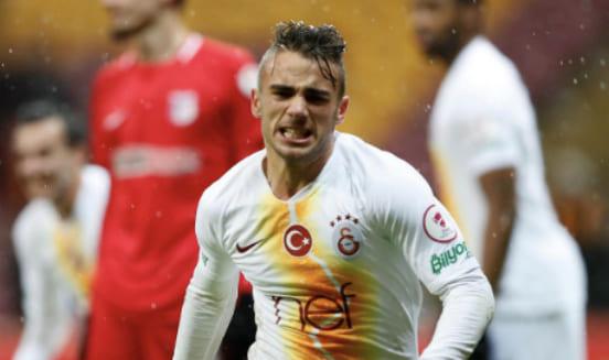 Galatasaraylı Futbolcu Samsunspor'un Gündeminde
