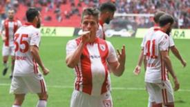 Samsunspor yönetiminden flaş Gökhan Alsan kararı