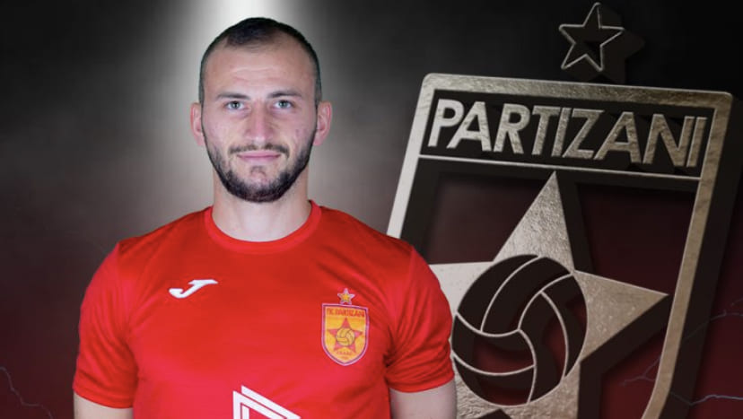 Samsunspor'a Bir Arnavut Transfer Daha
