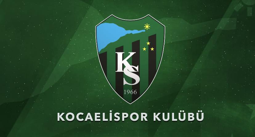 Kocaelispor'dan Caner Arıcı Açıklaması