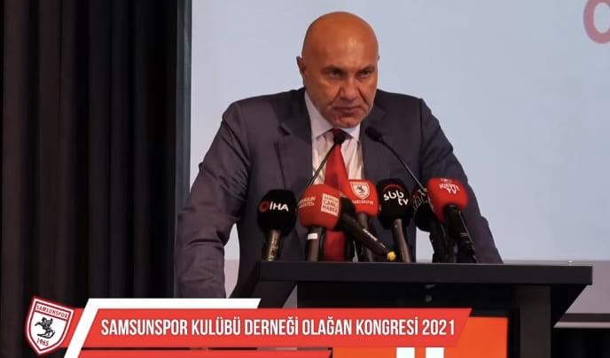 Samsunspor'da Kaçan Şampiyonluğun Sebebi Belli Oldu