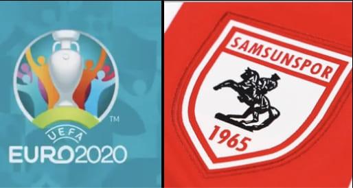 Euro 2020'de Samsunspor Ayrıntısı