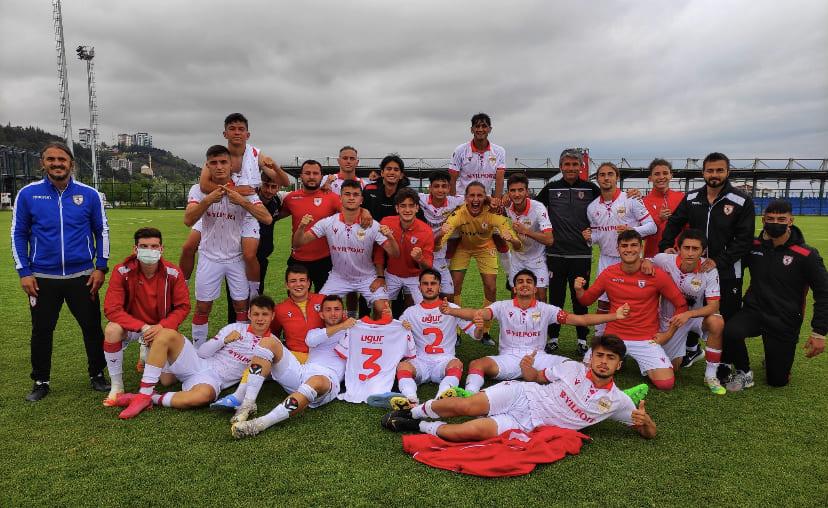 Şampiyon Yılport Samsunspor