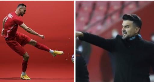 Samsunspor'un Yeni Transferine Övgüler Yağdırdı