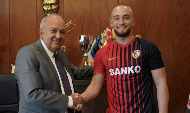 Samsunspor'a önerildi Süper Lige transfer oldu