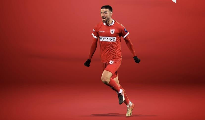 Samsunspor İkinci Transferini Açıkladı