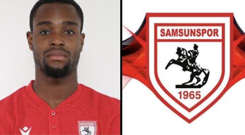 Fransız Futbolcu Samsunspor'da kalıyor