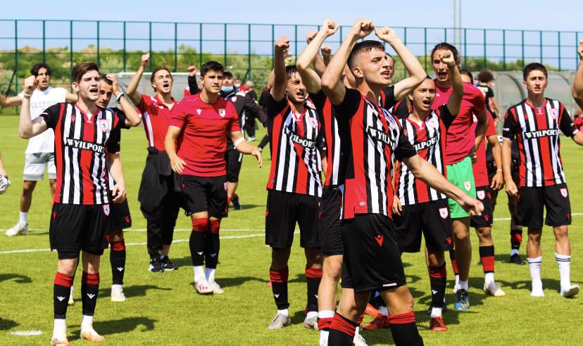Samsunspor'un Duygulandıran Şampiyonluk Tişörtü