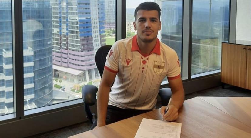 Samsunspor'un Yeni Transferinden İlk Açıklama