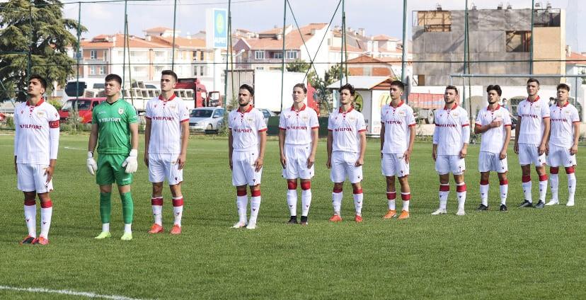 Lider Samsunspor 3 Attı 3 Aldı