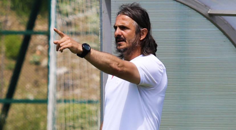 Samsunspor'un Şampiyon Hocasından Açıklama