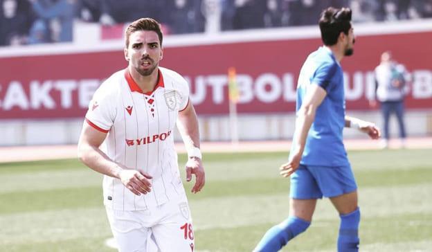 Samsunspor'un Golcüsü Samsun'a Geliyor