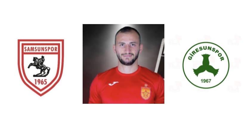 Samsunspor'dan Süre İstedi Giresunspor'a Transfer Oldu