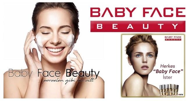 Baby Face ile Cildinizin Eksikliklerini Giderin
