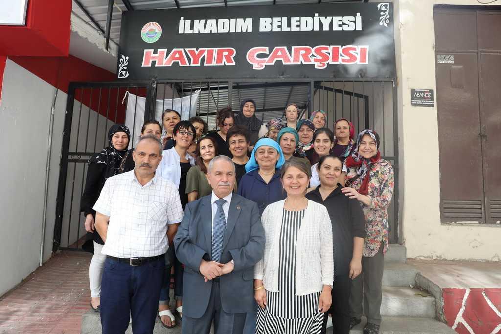 Başkan Demirtaş'ın öncülüğünde sosyal yardımda yeni bir sayfa açıldı