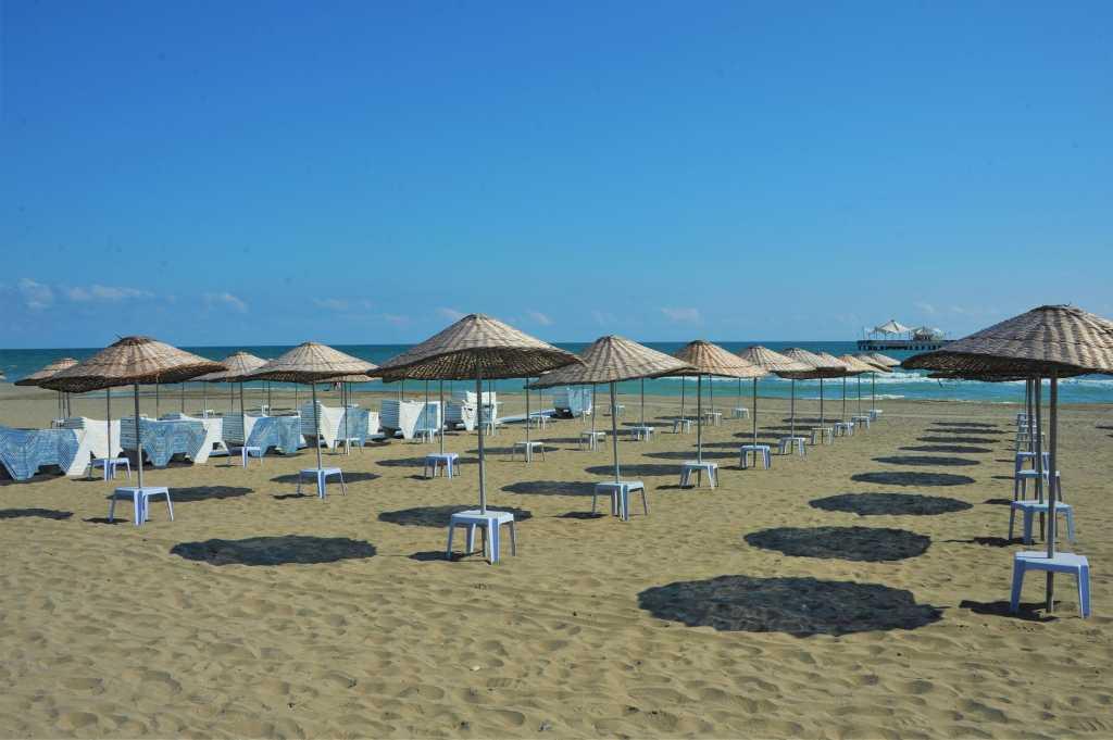 İşte Samsun'un mavi bayraklı plajları