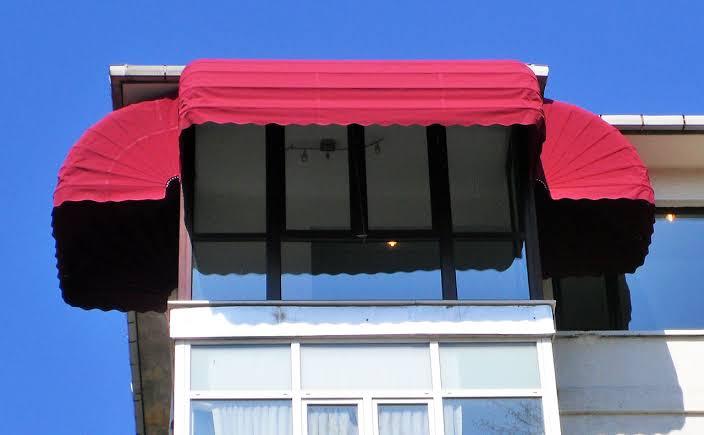 Balkon Tentelerinde Tasarım Harikası Modeller