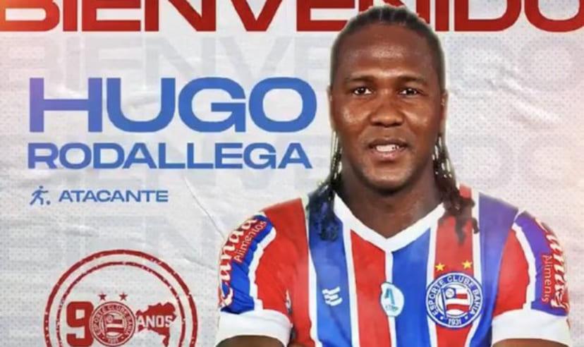 Hugo Rodallega'dan Transfer Çalımı