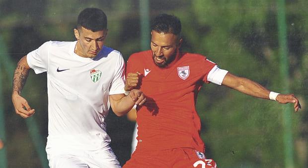 Samsunspor-Bursaspor 2-1 Goller