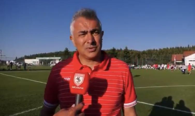 Mehmet Altıparmak'tan Maç Sonu Açıklama