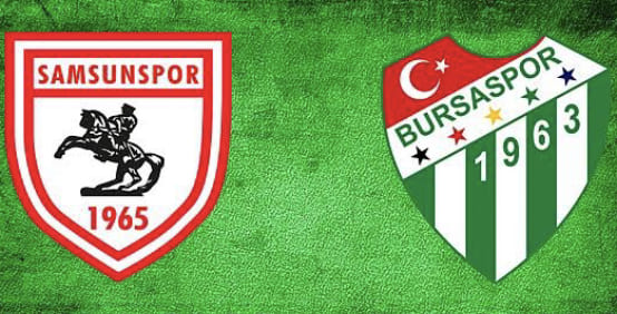 Samsunspor'un Rakibi Bursaspor