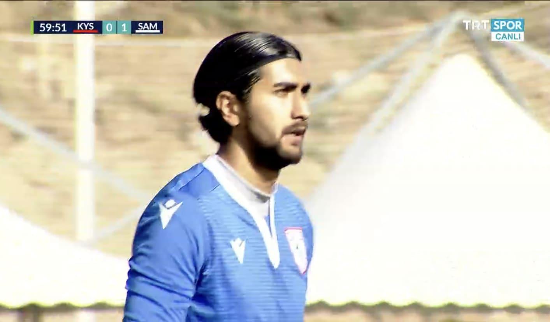 Kayserispor'a Gol İzni Vermedi