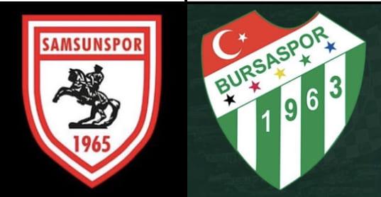 Samsunspor-Bursaspor Maçı Naklen Canlı Yayınlanacak