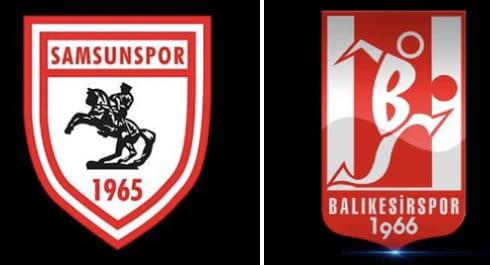 Samsunspor-Balıkesirspor Maçı Canlı Yayınlanacak