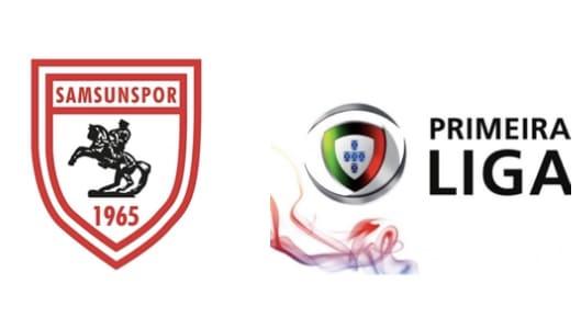 Samsunspor'a Portekiz Liginden Forvet