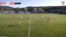 Yılport Samsunspor-Sakaryaspor 3-2 Goller