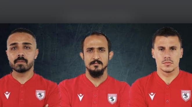 Samsunspor'dan Ayrıldılar Takım Bulamadılar