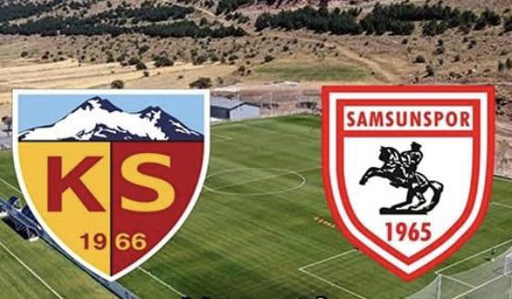 Samsunspor-Kayserispor Maçı Canlı Yayınlanacak