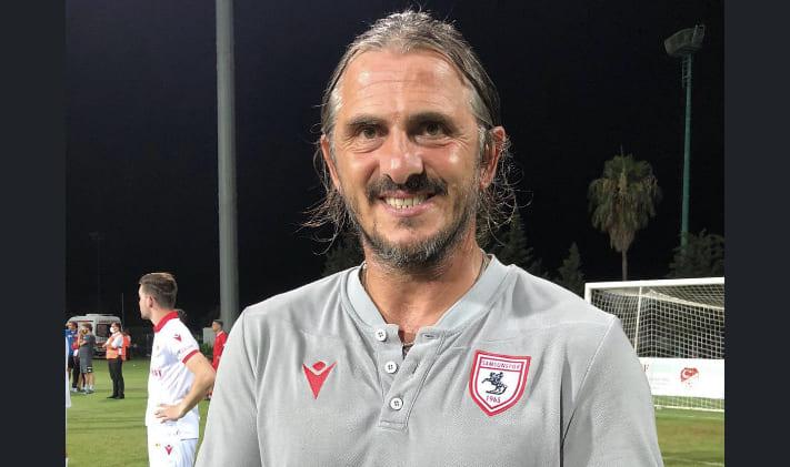 Samsunspor'un Şampiyon Hocası Konuştu