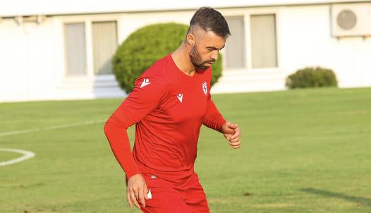 Samsunspor'un Yeni Golcüsü İdmanda