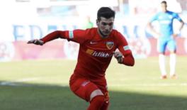 Kayserisporlu Futbolcu Samsunspor'da