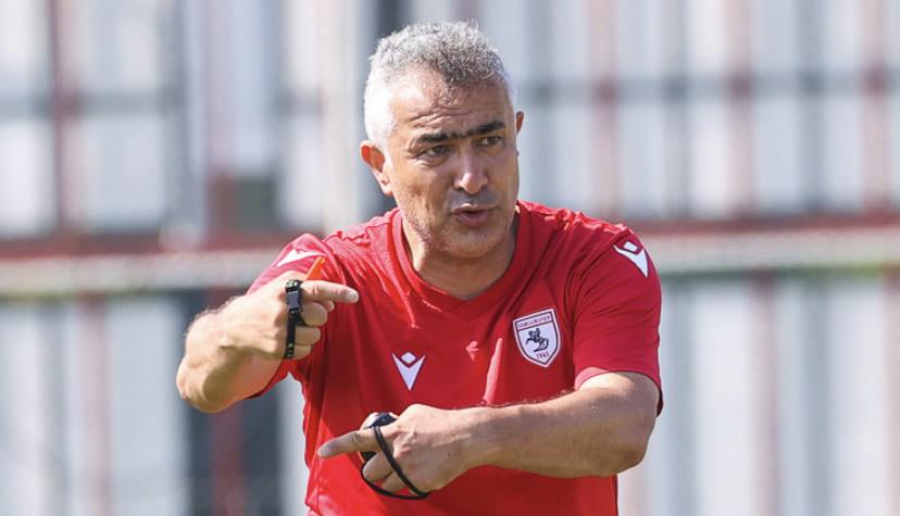 Mehmet Altıparmak'tan Giresunspor Maçı Açıklaması