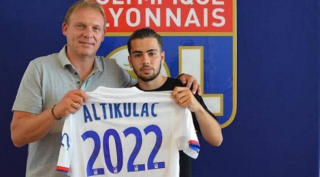 Olympique Lyon, Samsunspor'un Transferini Açıkladı