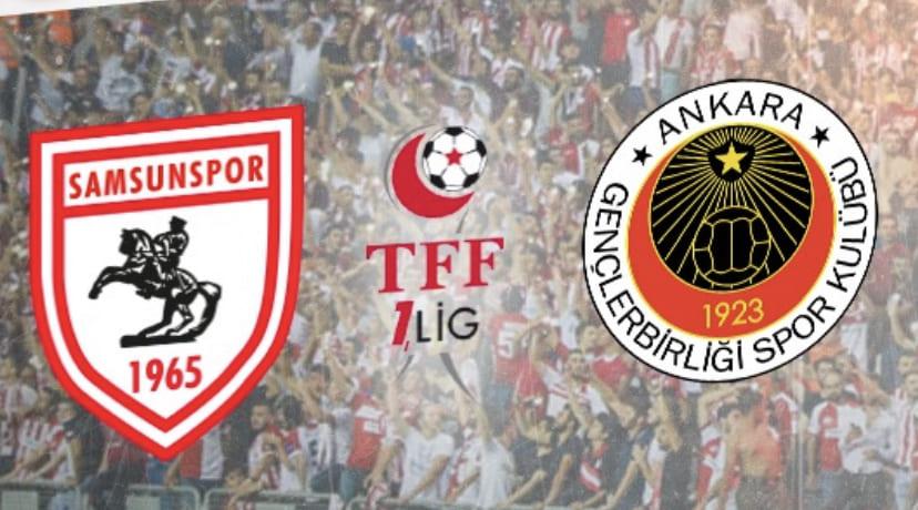 İşte Samsunspor'un Gençlerbirliği Maçı 11'i