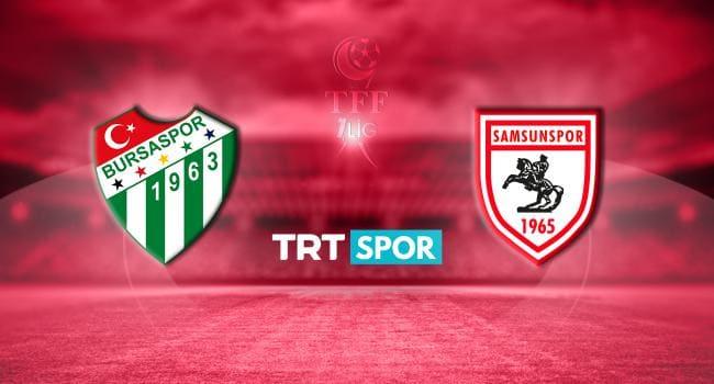 İşte Samsunspor'un Bursa'da ki Muhtemel 11'i