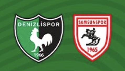 İşte Samsunspor'un Denizli Maçı İlk 11'i