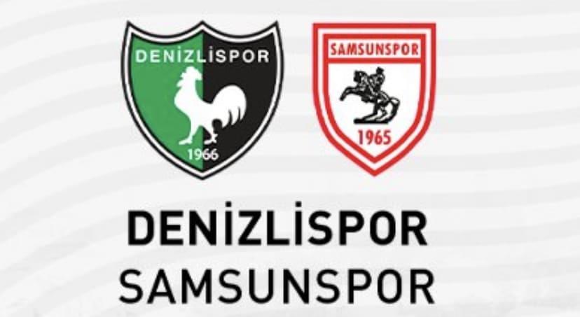 İşte Samsunspor'un Denizli'deki 11'i