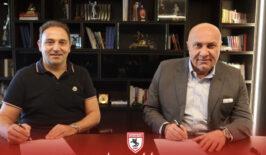 İşte Samsunspor'un Yeni Teknik Direktörü
