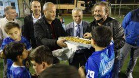 Başkan Demirtaş'tan tatlı sürpriz