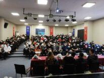 Samsunspor öğrencilerle bir araya geldi